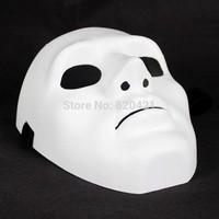 High quality 110g men's JabbaWockeeZ mask dancers dance  hip-hop mask white ghost step dance mask