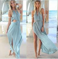 Vestidos Femininos 2014 New Women Bandage Dress Strapless Sexy Long Maxi Beach Dresses Plus Size Casual Dress Vestidos