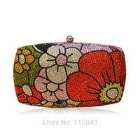 European and American Luxury 2014 2015 Valentine Lady Bolsa Designer Clutch Bags Famous Brand Women Clutch Purses and Handbags