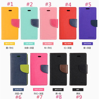 Mercury Fashion Wallet Leather Case For Iphone 5 5G 5S 4 4G 4S 5C 6G 4.7/ Plus 5.5 Hybrid +Soft TPU Cover Pouch Bag DHL Shipping