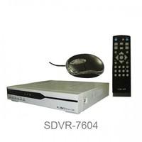 HOT SALE Via EMS 4CH / 8CH H.264 Standalone DVR series SDVR-7608