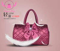 Free shipping Bag lady 2014 trendy women's bag shopping bag