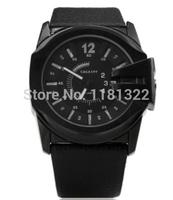 watch men luxury original brand DZ or Cagarny Male Leather Strap watch ultra-thin watch military army man Quartz Watch