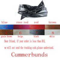Long women's soft belt Cummerbunds Bowknot is wide waist closure Fashionable clothing belt  retail and wholesale