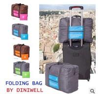 New Enjoy Trip Foldable  Man Woman Brand Polyester Travel orgnizer Storage Bag