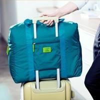 New Waterproof Folding  Man Woman Brand Nylon Travel Orgnizer Storage Bag