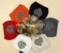 Net Yarn Knit Winter Hat 2014 Hot