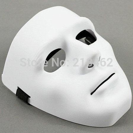 FREE shipping Stylish Hip-hop Mask Dance Halloween Mask Jabbawockeez Mask Performances Mask kc-mj009(China (Mainland))