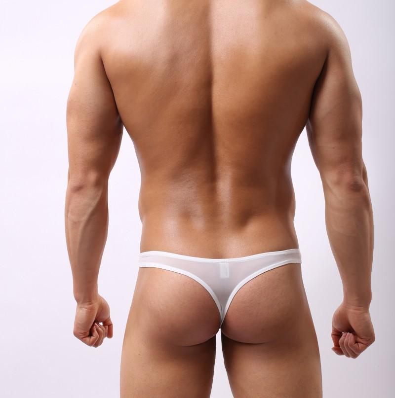 сексуальные мужские мини стринги на тесемках фото