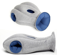Free Shipping Wholesale hot selling The magical ostrich pillow office the nap pillow car pillow everywhere nod off to sleep