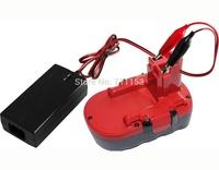 NiMH NiCD smart Charger for BOSCH GSB 18 VE-2, GSR 18 V, GSR 18 VE-2, GST 18 V, PSB 18 VE 2 BAT180 BAT181 BAT025 BAT026