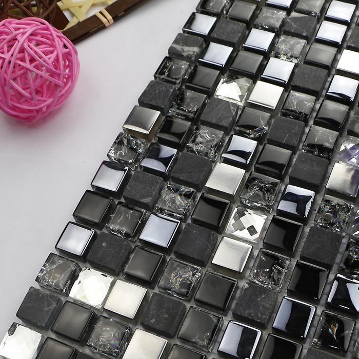 Online kopen wholesale keuken backsplash zwarte uit china keuken backsplash zwarte groothandel - Deco gemengde kamer ...