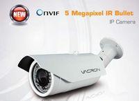 Free Shipping!Taiwan Vacron VIG-UM731 5 Mega Pixels Super HD 2560*1920 IP camera ONVIF IR