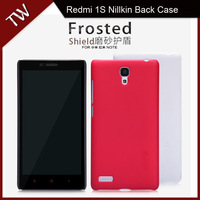 New For Xiaomi Red Rice Note Nillkin Super Shield Hard Back Phone Case With Screen protector
