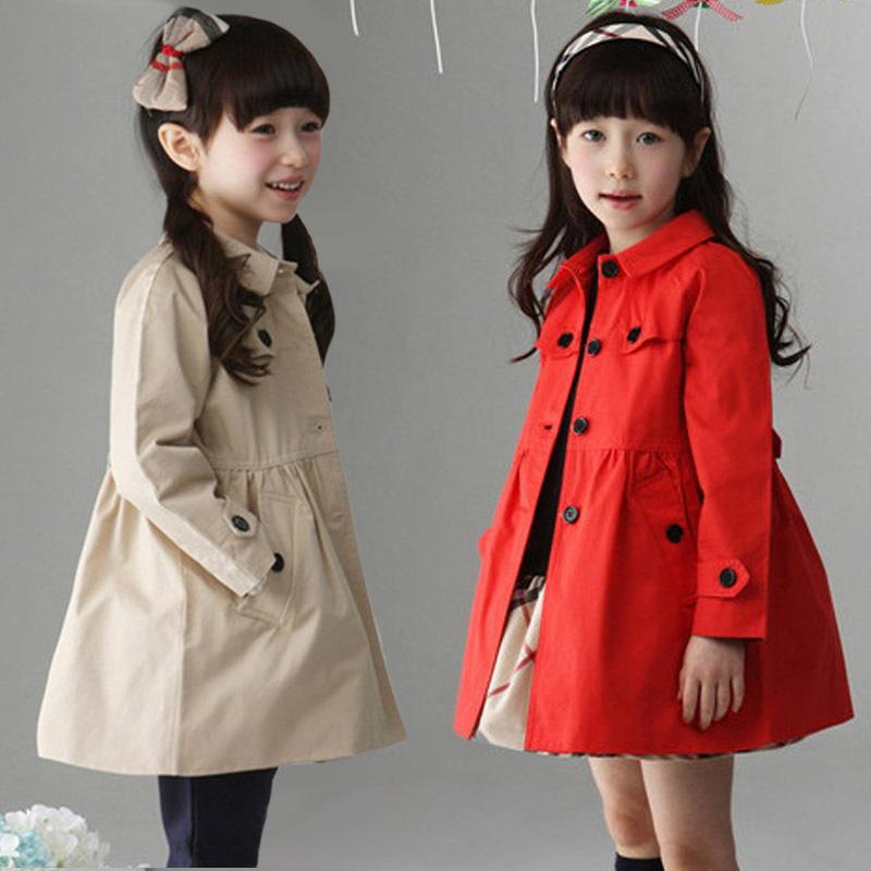Little Girl Spring Autumn Korean Modern Fashion Style