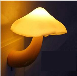 Ночной световой датчик света из светодиодов электрической индукции гриб светочувствительная ...