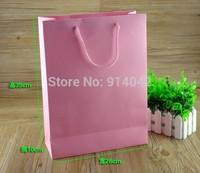 100pcs/lot Paperboard Gift Bag 35*10*26cm Accept customized LOGO Printing Paper Bag