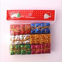 12pcs 3CM 6 different colors Christmas decorations Christmas gifts Christmas Accessories Christmas tree decoration ornament