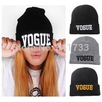 2014 new VOGUE hip-hop hat winter beanie women mens beanie hat cap,fashion man & woman knit beanies skullies,gorros invierno