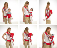 Wholesale Baby Love Multifunction Outdoor Kangaroo Baby Carrier Sling Backpack New Born Baby Sling Wrap Summer and Winter