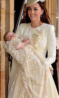 Newest Princess Full Long Sleeves Ruffles Short Knee Length Kate Middleton Elegant Party Celebrity Evening Dresses