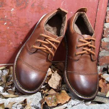 Зимние мужчин теплые ботинки 2014 свободного покроя классические мужские из натуральной ...