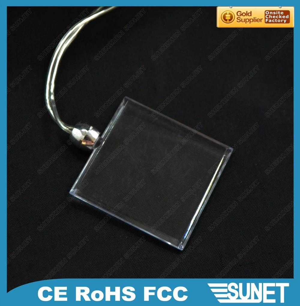 LED pendant light emitting flashing pendant jewelry factory in Shenzhen Electronics Supplying(China (Mainland))