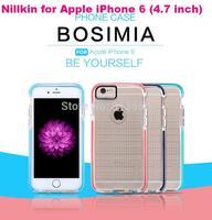 Free shipping 10pcs original Nillkin case for Apple iPhone 6 (4.7 inch) Bohemia soft sleeve case +retail box