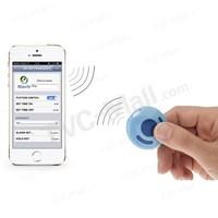 Free shipping 1pc/TVC-mall Bi-directional Smart Bluetooth 30m Anti-Lost Alarm for iPhone iPad iPad Mini iPod Touch 5