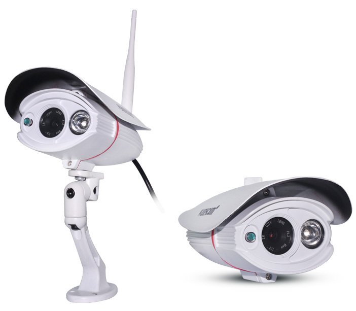 wifi security camera Hot sell Motion detection outdoor IP Camera,Support QR code scanning to view on Iphone and andriod(China (Mainland))