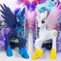 Anime Club 2014 HOT NEW Princess luna fashion toys new horse for girl