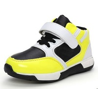 2014 children shoes slip-resistant waterproof male fashion casual child shoes sport shoes