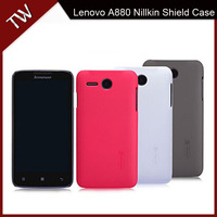 For Lenovo A880 Nillkin Super Shield Hard Back Phone Case With Screen protector