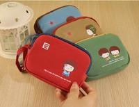 Hot Sell Fashion Womens Ladies Girls Cute Coin Zipper Wallet Bag Small Handbag Gift Free Shipping