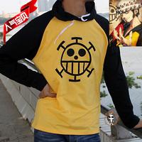 Anime ONE PIECE Trafalgar Law Cosplay Hoodie Hooded Sweater casual Sweatshirt ON SALE