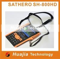 1pc Original Sathero SH-800HD DVB-S2 Digital Satellite Finder Meter USB2.0 HDMI Output Satfinder HD with Spectrum Analyzer