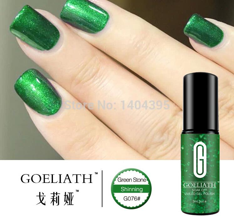 Colorful Nail Polish Nail Gel Polish easy dry Nail Art Accessories 6 color nail polish(China (Mainland))