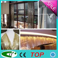 Fashionable and beautiful metallic decorative cloth