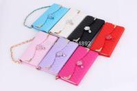 "Women Multi Wristlet Card Bag Purse Phone Case for iPhone 6 5.5"""