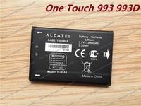 New TLiB5AA / CAB31Y0006C1 Battery For Alcatel One Touch 993 OT993D OT993 OT-993 Phone
