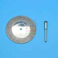 "1pcs 2"" 50mm Diamond Cut Off Disc Wheel Rotary Tool Fits for Dremel power tool"