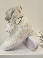 Quality Brand Fashion Sneakers Platform Hight Increasing Shoes Women Wedge Sneakers sapatos femininos