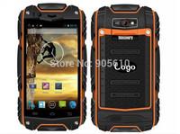Waterproof Discovery V8 Android 4.4 3G GPS MTK6572 512+4G dual Core Waterproof Dustproof Shockproof WCDMA Polish Cestina Greek