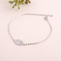 2014 Jewelry Fashion palm figure Hamsa Hand Charm Evil Eye Bracelets in Gold/Silver -Free shipping