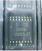 Free shipping 5PCS TSC2046IPWR TSSOP16 touch screen control IC(China (Mainland))