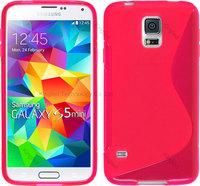 S Line TPU GEL Case Cover  for Samsung GALAXY S5 Mini G800