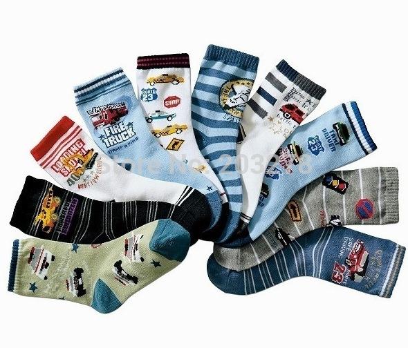 5pairs/много детей мальчиков носки хлопка meias