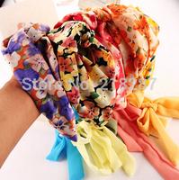 Free Shipping!2014 New 15pcs/lot Fashion Women Flower Headbands Cute Hair Bands Hair Ornament Accessories