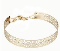 European and American all-metal hollow carved women's belts,belts for women,mens belts luxury,women leather belt