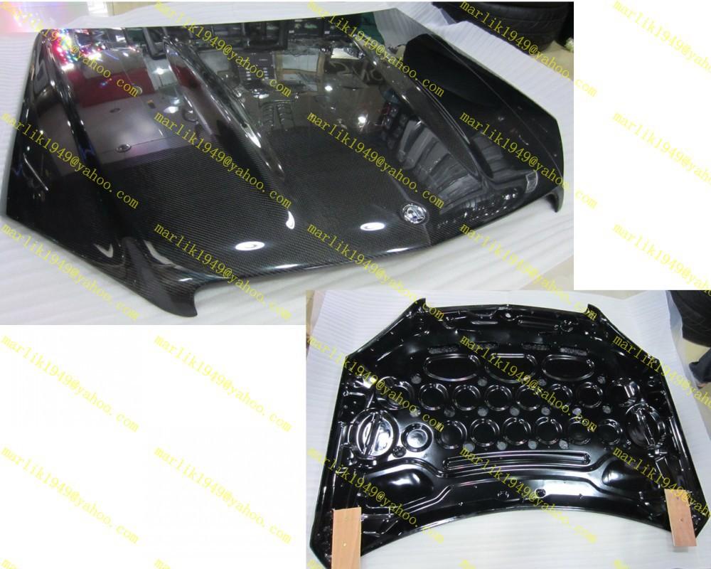 benz w204 c180c200c230c260c280c300 c63 amg look carbon hood bonnet(China (Mainland))